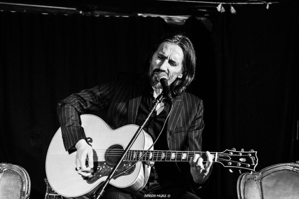 Cristiano Godano - Musica e Parole @ Sparwasser7